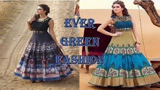 Banglori Silk Gown Women 39 s Banglori Gown Most Selling Collection Banglori Print Gown