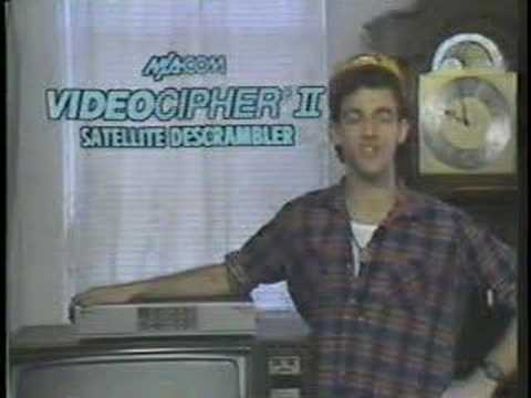 Videocipher II advert