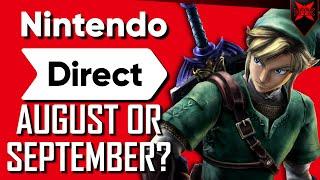 BIG Nintendo Direct LEAKED for August OR September 2021?!