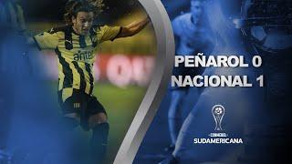 Peñarol vs. Nacional [0-1]   RESUMEN   Octavos de Final   Vuelta   CONMEBOL Sudamericana 2021