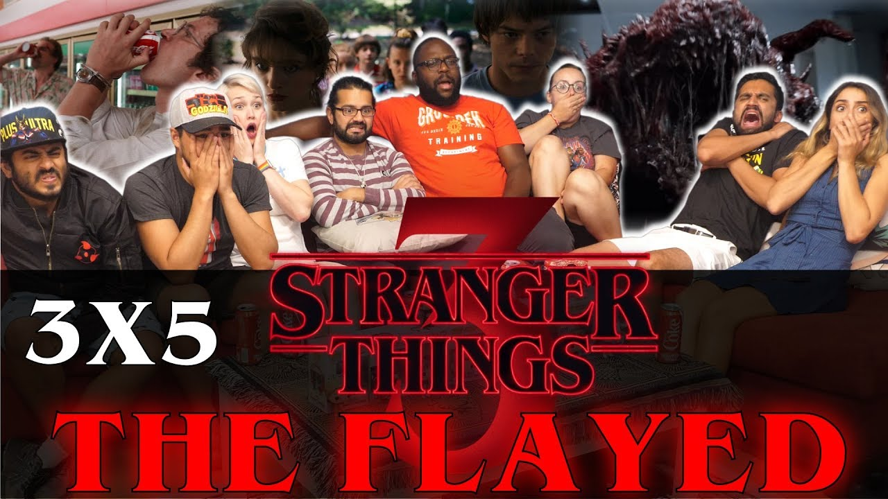 Download Stranger Things - 3x5 The Flayed - Group Reaction + Skit