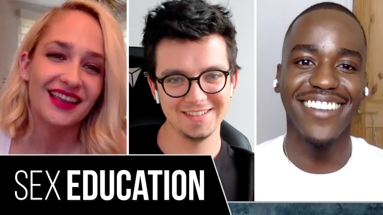 """Download The """"Sex Education"""" Cast Plays Who's Who"""