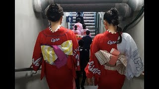 広島東洋カープ 菊池涼介選手の登場曲「#33」を歌うMebius。 4度目とな...