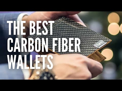 The 10 Best Carbon Fiber Wallets That You can Buy Right Now