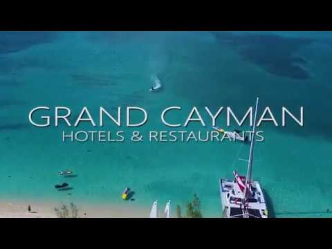 Hotels and Restaurants of Grand Cayman