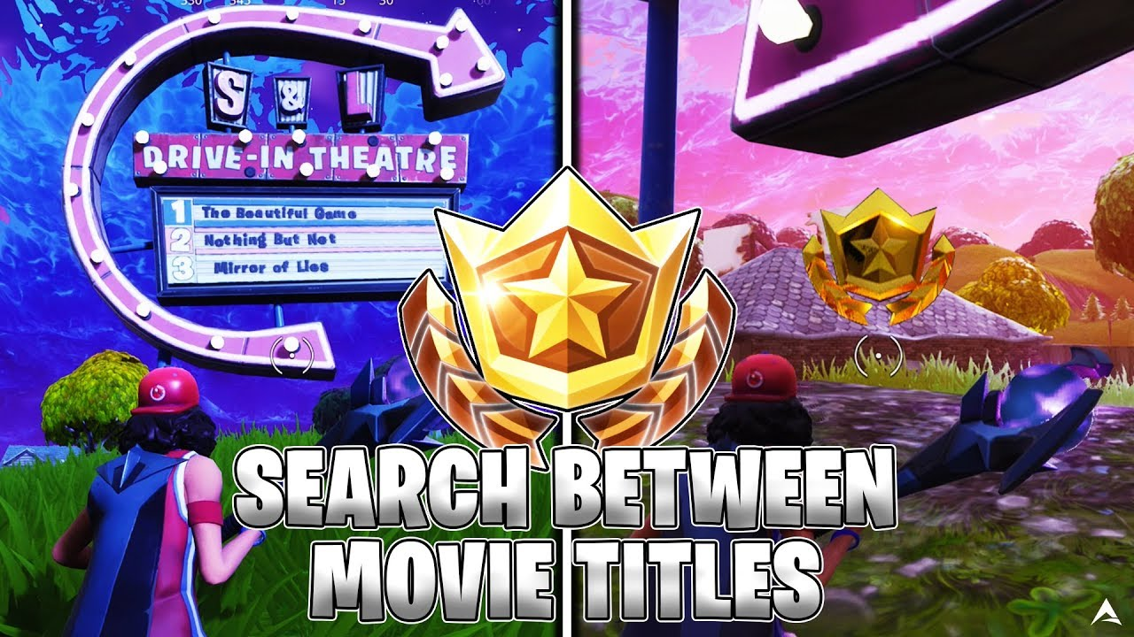 SEARCH BETWEEN MOVIE TITLES!