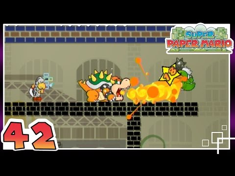Super Paper Mario (Blind) Episode 42: Flipside Pit of 100 Trials