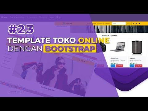 tutorial-bootstrap-#23-membuat-template-website-toko-online-dengan-bootstrap