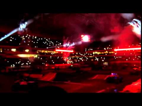 Monster Jam San Antonio 2015 Intro