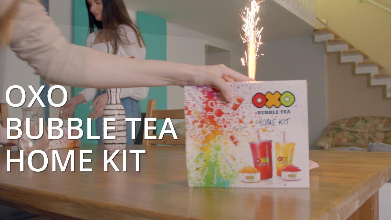 OXO Bubble Tea HOME Kit, konečně na našem e-shopu!