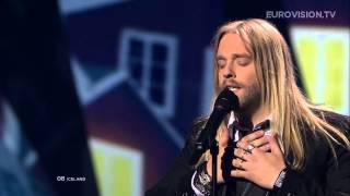 Eythor Ingi - Ég Á Líf (Iceland) - LIVE - 2013 Semi-Final (2)