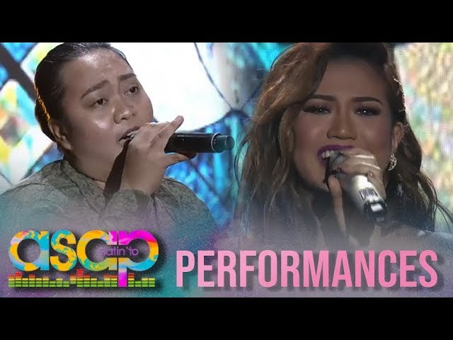 ASAP Natin 'To: General Verna Lisa gets to sing with the Kapamilya divas on ASAP Natin 'To (Part 1)