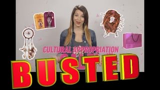 Cultural Appropriation... BUSTED!