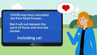 Show Your Love for Park Road Parade 2020