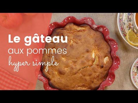 la-recette-du-gâteau-aux-pommes-hyper-simple