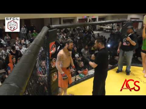 ACSLIVE.TV Presents So Fly Combat League Alika Nahinu vs Josh Lawrence