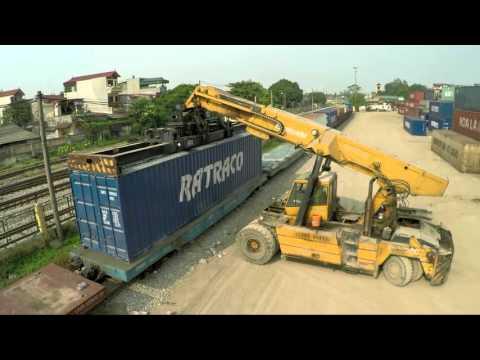 Vietnam Railway Intro 2015