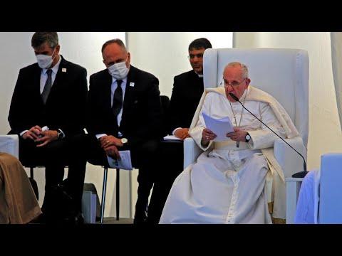 العراق: البابا فرنسيس يدعو من مدينة أور التاريخية إلى التمسك بالأمل والسلام  - نشر قبل 2 ساعة