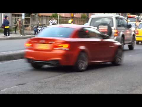 BMW 1M///POWER BOGOTA DC Agos2014