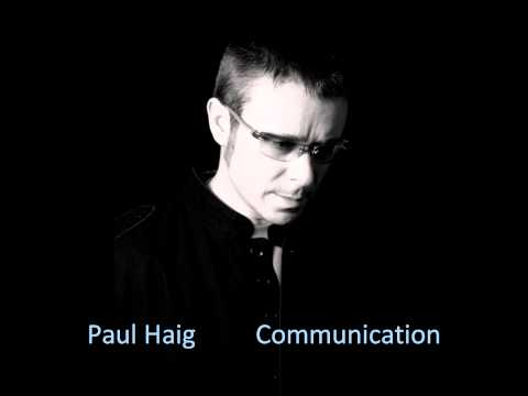 Paul Haig - Communication