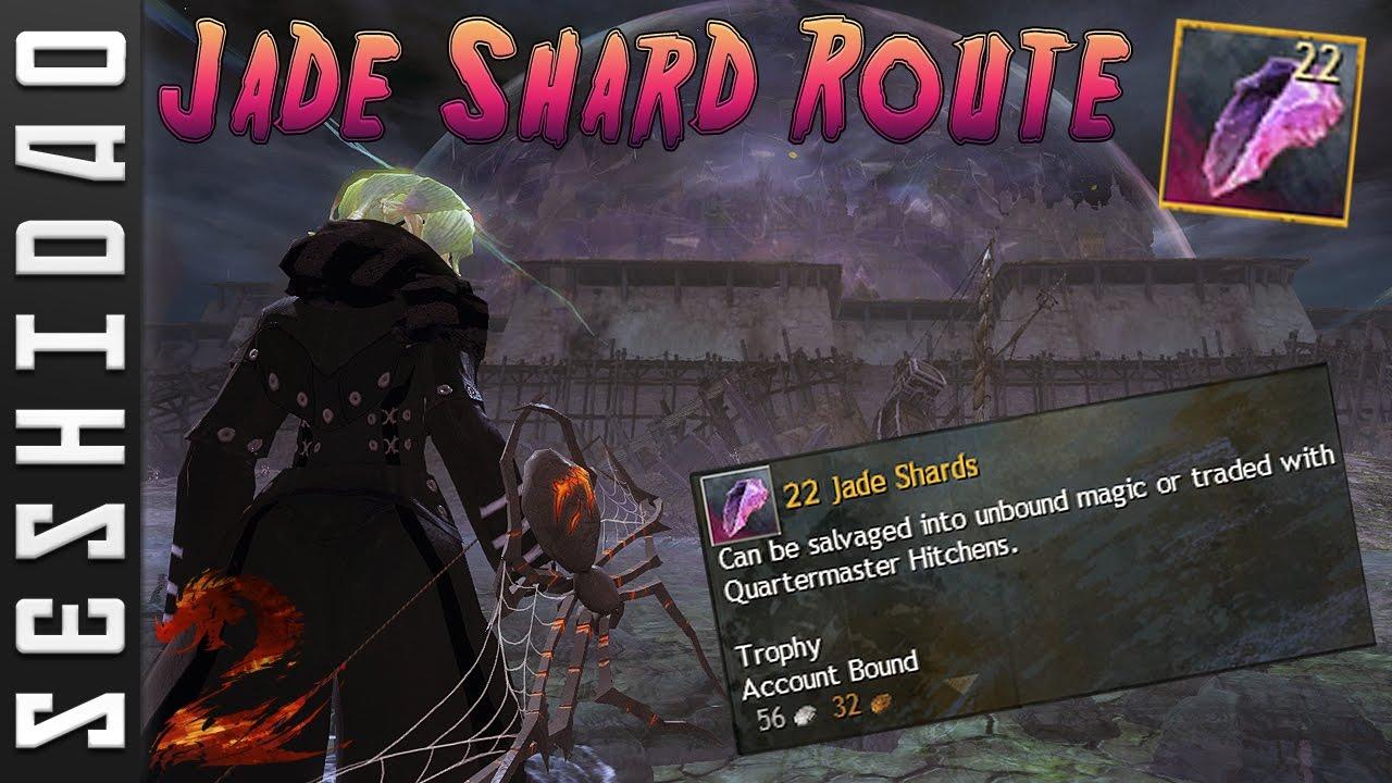 how to get spirit shards gw2