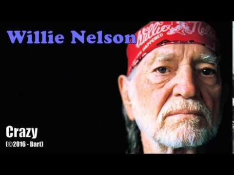 Willie Nelson - Crazy (Karaoke)