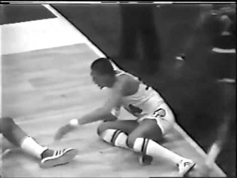 Artis Gilmore vs. Mel Daniels Highlights (1973 ABA Finals, Game 6)