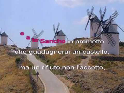 Don Chisciotte - Francesco Guccini Karaoke.mp4