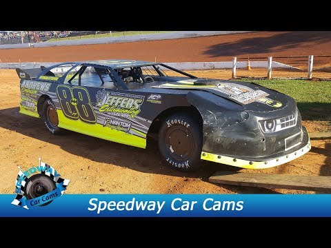 #88 Brad Davis - Street Stock - 9-3-17 Tazewell Speedway - In Car Camera