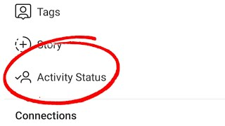 How to fix Instagram activity status not working Problem Solved