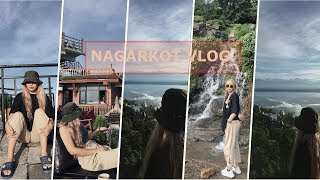 NAGARKOT VLOG | Peaceful Cottage & Café du Mont |