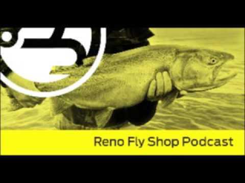 """EP009: Matt """"Gilligan"""" Koles - Winter Fishing the Truckee River and Pyramid Lake"""