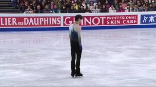 Скачать 2017 Worlds Yuzuru Hanyu Free Skate Hope And Legacy No Commentary