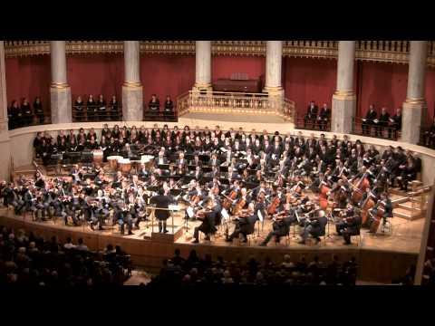 Wiener Philharmoniker / Gustavo Dudamel live: Prolog zu Beethovens 9. Sinfonie von Aribert Reimann