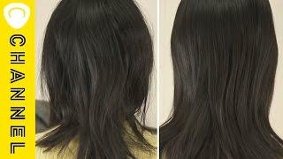 髪の毛の静電気の対処法 C CHANNELライフスタイル thumbnail