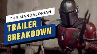 The Mandalorian Trailer #1 Breakdown - IGN Rewind Theater