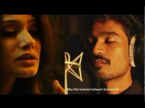 Why This Kolaveri Di English R B Remix Mp3