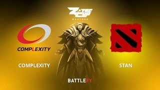 compLexity vs Stan, Game 1, Zotac Cup Masters, AM Qualifier