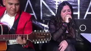 A Través Del Vaso - Luis Angel Franco ft. Alma Rochin