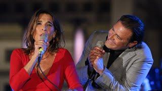 Pasquale Esposito \u0026 Lina Sastri LIVE Piazza Plebiscito - Naples, Italy