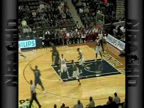 NBA Pretemporada 19/10/2009 - Washington Wizards 95 Vs Atlanta Hawks 113