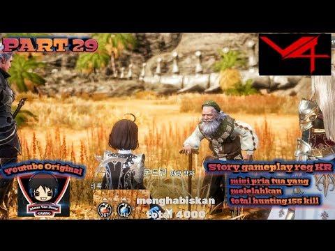 V4 Nexon Android MMORPG Indonesia Part29