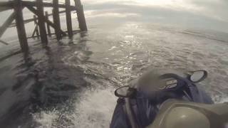 Frying Pan Tower - Jet Ski action down n up