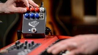 JHS Colour Box Demo on Vocals + Keys