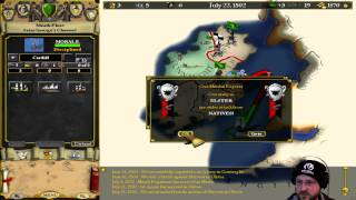 Europa Universalis 1 [Gameplay/Livestream] - Part 2