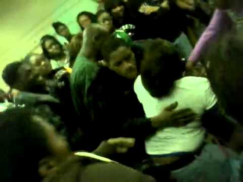 Fight at morgan park