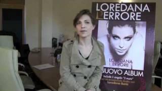 """Loredana Errore presenta il nuovo album, """"L"""