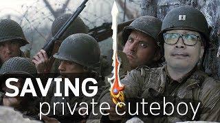 Dota 2 : Saving Private Cuteboy