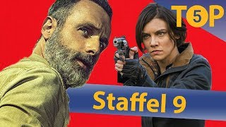 The Walking Dead Staffel 9 - Das wollen wir sehen!   Top 5