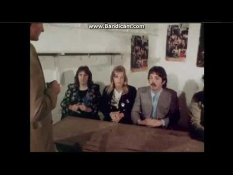 Paul McCartney & Wings Interview on Beatles Breakup, 1976 [High Quality]